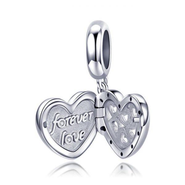 Talisman din argint Forever Love
