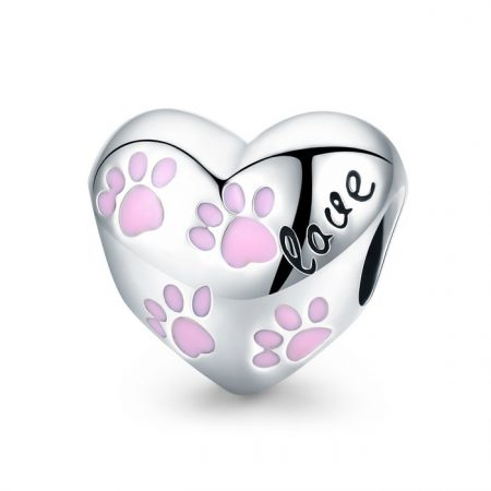 Talisman din argint Love Animals