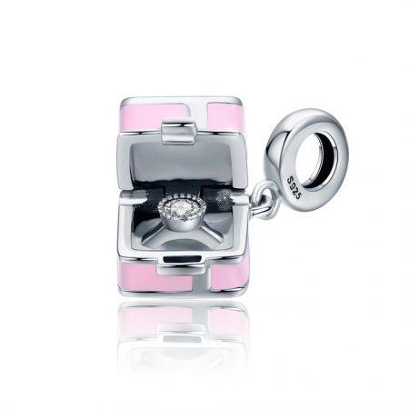 Talisman din argint Marry Me Box