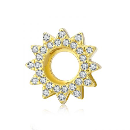 Talisman din argint Metropolitan Sun Bead