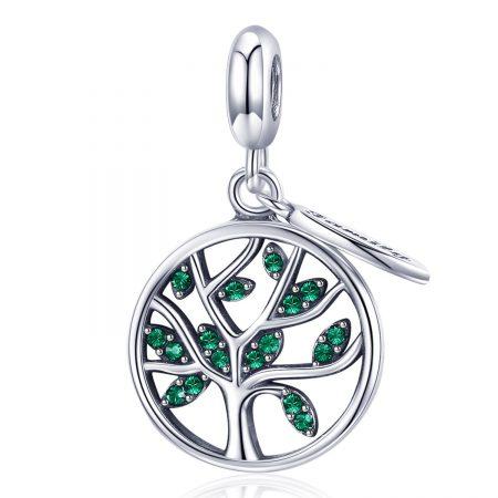 Talisman din argint My Favourite Tree
