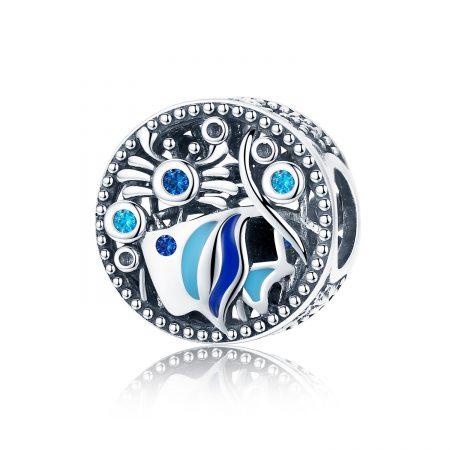 Talisman din argint Ocean World